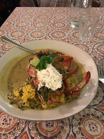 Lobster Kidgaree