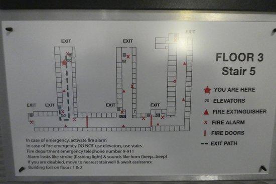 Floor plan - Picture of Hotel Zephyr, San Francisco - TripAdvisor