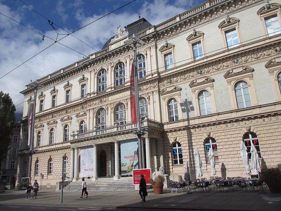 Tyrolean Provincial Museum (Tiroler Landesmuseum Ferdinandeum)