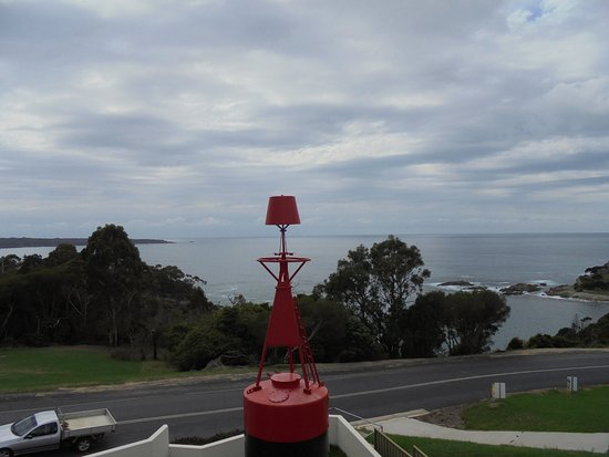 Killer Whale Museum: View From Museum