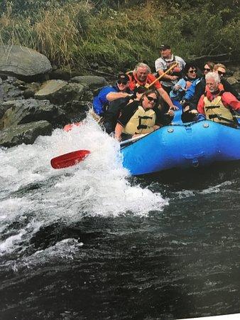 Rafting Adventure Photo