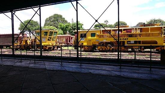 Sao Carlos, SP: Alinhadores de trilhos