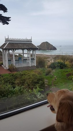 "The Elk Cove Inn & Spa: ""I love that sandy beach."""
