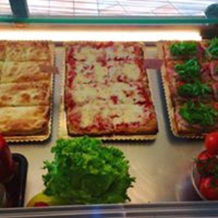 Rosia, Italien: ALCUNE DELLE NOSTRE PIZZE