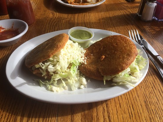 Scotia, Kalifornia: Gorditas