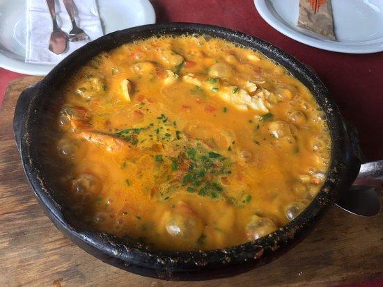 Bira Restaurante: Moqueca