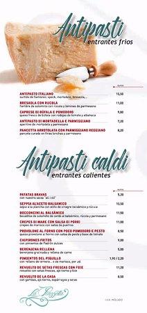 Almassora, İspanya: antipasti !!