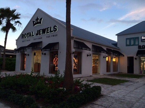 Providenciales: Royal Jewels - Saltmills Plaza, Grace Bay