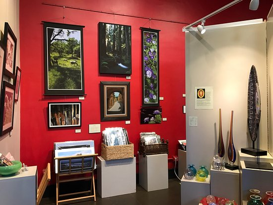 Art Center Ukiah and  Corner Gallery