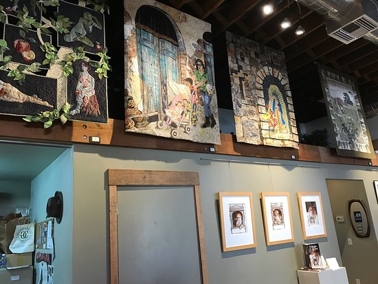 Ukiah, CA: Art Center 2017