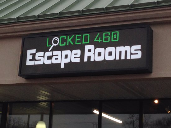 ‪Locked 460 Escape Rooms‬