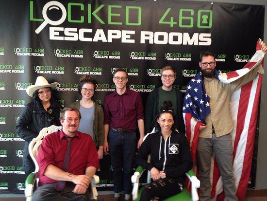 Locked  Escape Rooms Grand Rapids Mi