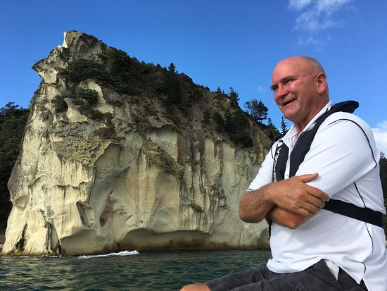 Cathedral Cove Scenic Cruises: Great morning out on the water!