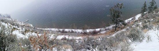 Summerland, Canada: Lake side