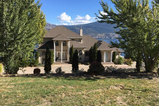 Summerland, Kanada: Front of the House