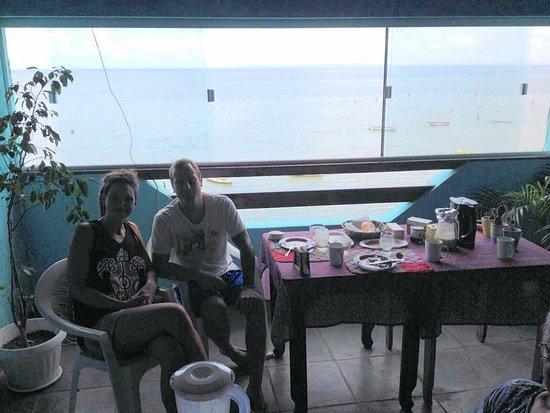 Beira Mar B&B : Hóspedes
