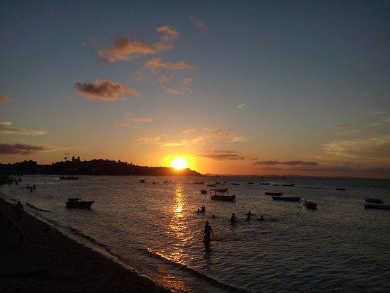 Beira Mar B&B : praia