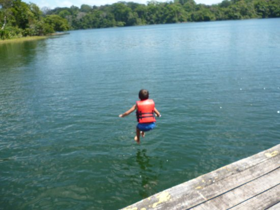 Melia Panama Canal: un placer bañarse ahi!!!