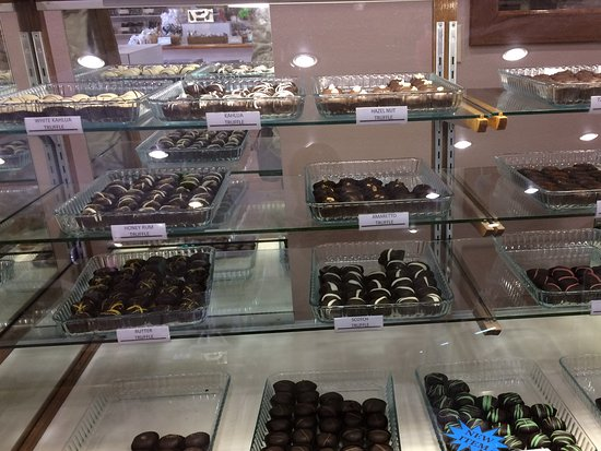 Vans Chocolates