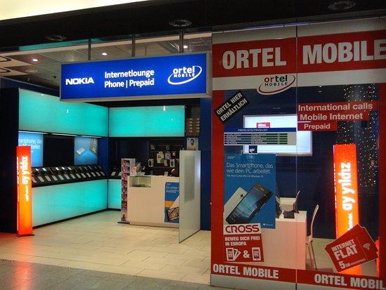 Nokia Internet Lounge