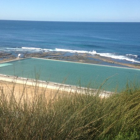 Merewether Baths: Largest Ocean banths in the southern hemisphere