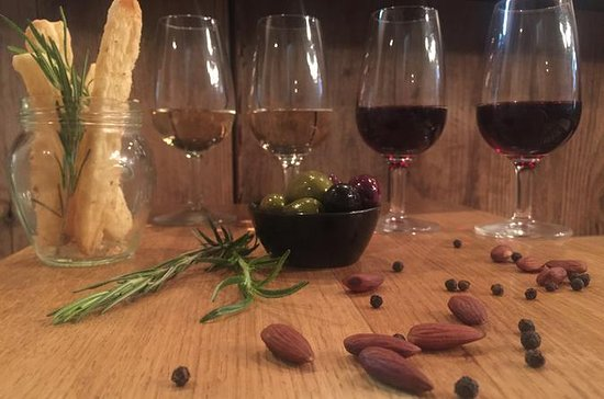 Split Wine Tasting and Walking Tour