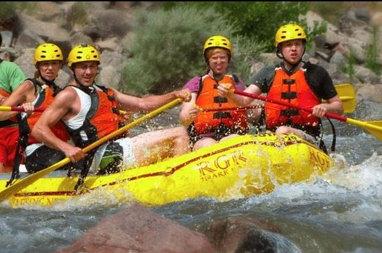Bighorn Sheep Canyon Rafting and