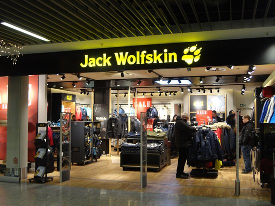 finest selection a9ae6 58cb2 Jack Wolfskin (Frankfurt) - 2019 All You Need to Know BEFORE ...