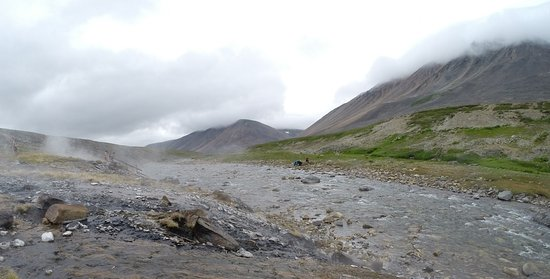 Chukotka Autonomous Region, Russland: Hot Springs, Gimimyl