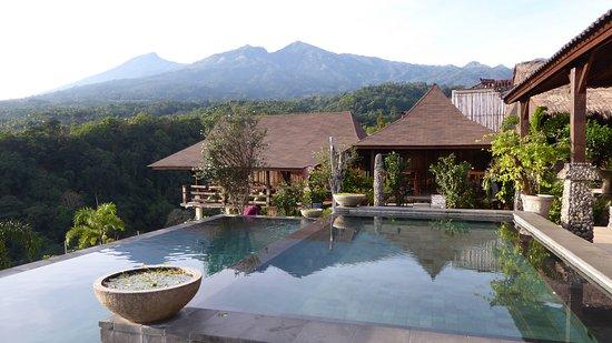 Mountain views & villages