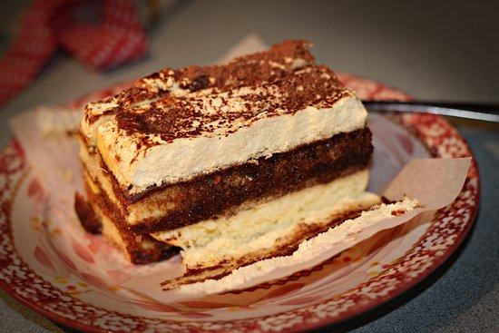Lake George Baking Company: Tiramisu - perfection!