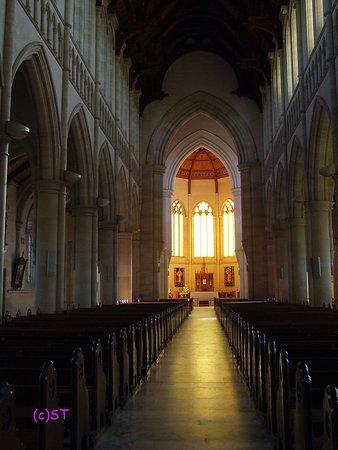 Bendigo, Austrália: Architecturally charming and beautiful church
