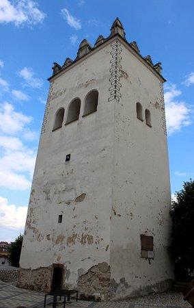 Belfry in Spisska Bela