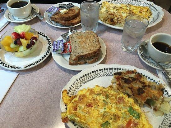 Frühstück im Murray Hill Diner
