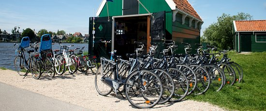 ‪Zaanse Schans Bike Rent‬