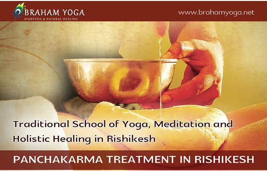 Braham Yoga Ayurveda and Natural Healing