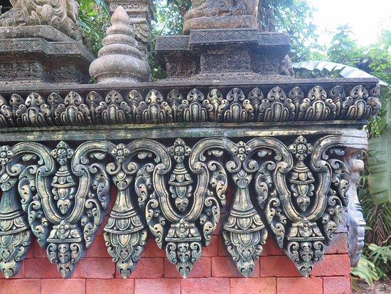 Lipa Noi, Tailandia: Ornamentación - Detalle