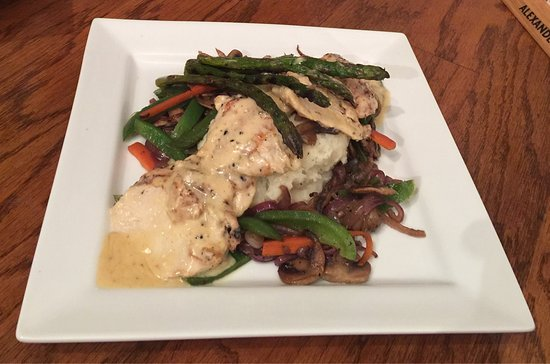 Olds, Kanada: Cajun Chicken Breast