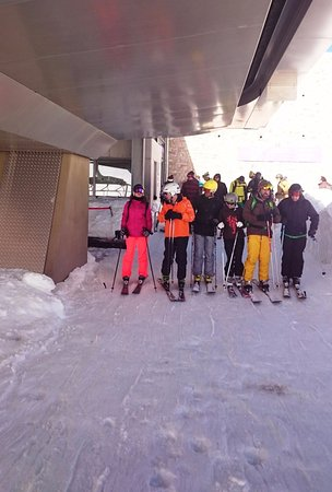 Parnassos, Greece: Τα καινούργια υπερσύγχρονα ski lifts στο Χιονοδρομικό Κέντρο Φτερόλακα Παρνασσού!