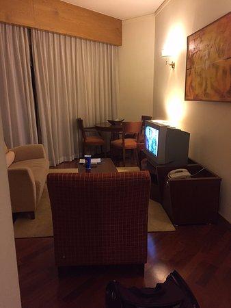 Linda-a-Velha, البرتغال: living room