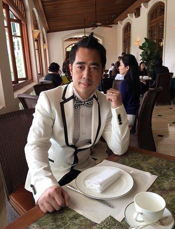 The Verandah Restaurant (The Repulse Bay): 露台餐廳