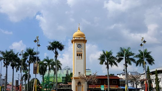 The Big Clock Tower
