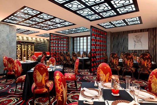 Wyndham Grand Regency Doha: Chopsticks Restaurant
