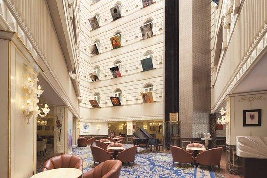 Wyndham Grand Regency Doha: Al Kut Cafe