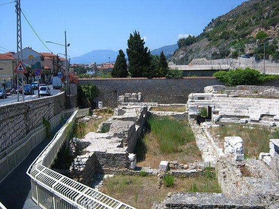 Area Archeologica della Città Romana di Albintimilium
