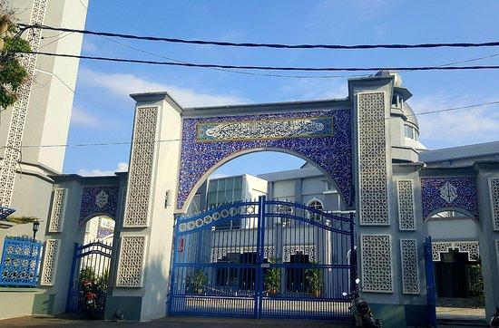 Kampong Bharu Jamek Mosque