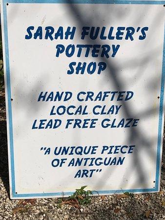Sarah Fuller's Pottery