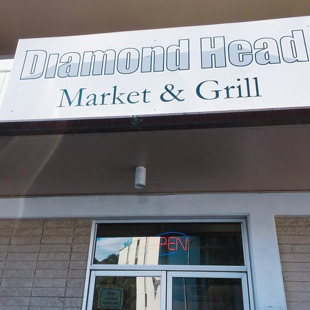 ‪Diamond Head Market & Grill‬