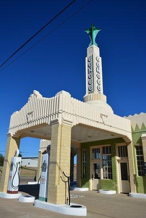Shamrock, TX: Вход