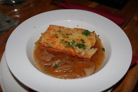 Kroa: Onion soup